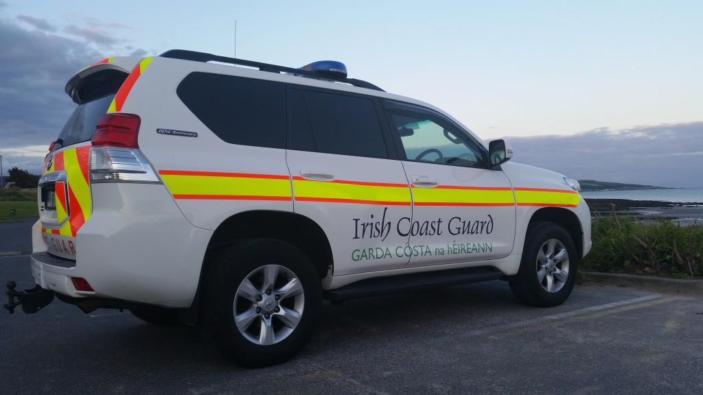 Skerries Coast Guard vehicle 2