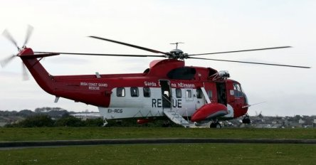 CG helicopter R116