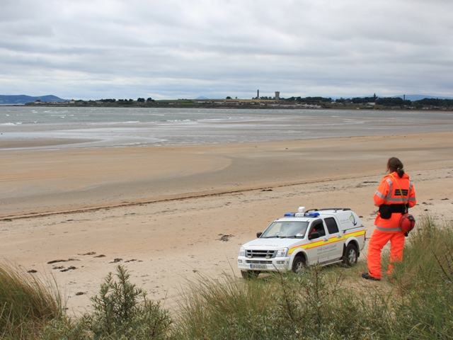 Skerries Coast Guard search and rescue