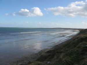 Gormonston beach