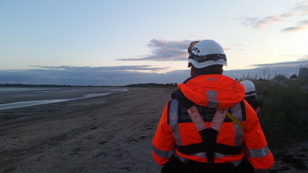 Skerries Coast Guard search and rescue team