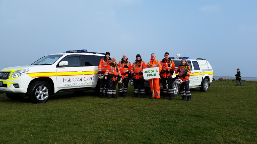 Skerries Coast Guard ST Patricks Parade 2015