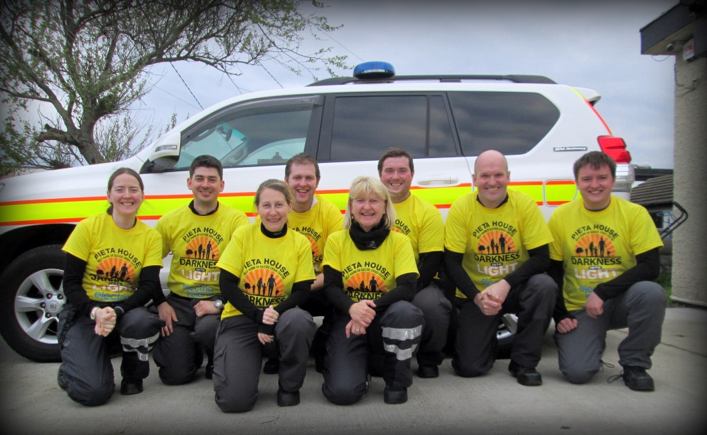 Skerries Coast Guard Darkness Into Light 2015