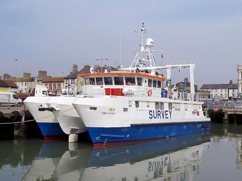 MV Bibby Athena